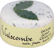 Vulscombe Herb Goats Cheese