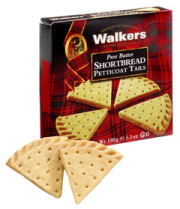 Walkers Petitcaot Tails 300g