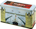 Walkers Tower Bridge Tin Assorted Biscuits 500g