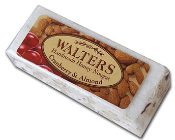 Walters Cranberry & Almond Nougat 50g (image 1)