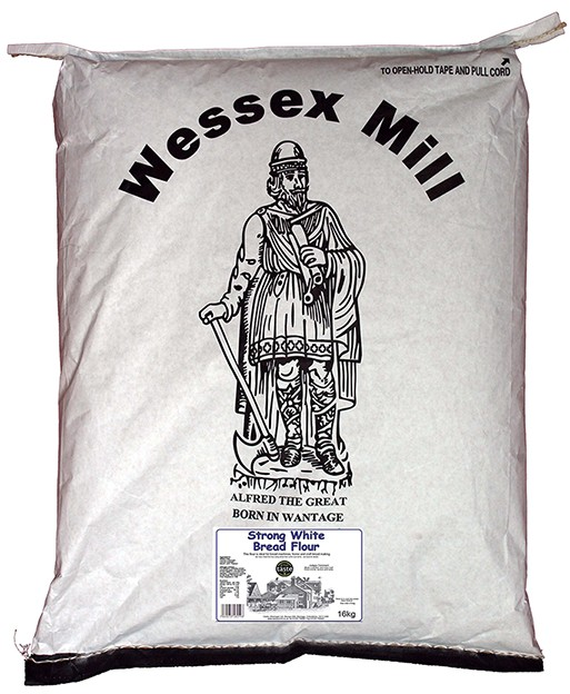 Wessex Mill Strong White Bread Flour 16kg