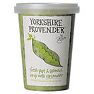 Yorkshire Provender Pea & Fresh Spinach with Coriander 600ml